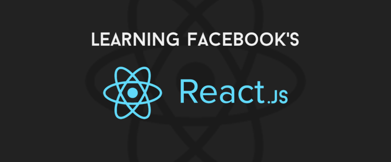 Thumb learning react getting started